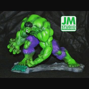 Hulk mike deodato by juniormagalhaes