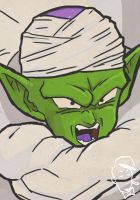 Piccolo by EarnSomeHeight