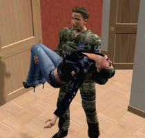 Carried by the military man by LordOfTheCarry