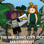Walking City OCT MasterPost by NikkyDash