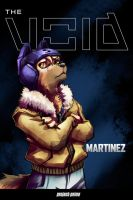 The Void- character- Martinez by Andalar