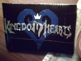 KingdomHearts Wallet-Duct Tape by dbgtrgr
