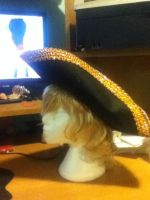 pirate!England Halloween costume wip 2 by SilverWingPrime