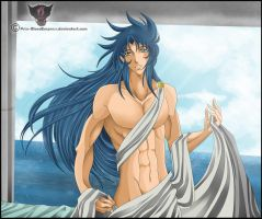 AT::. Kanon The Greek God by Priss-BloodEmpress