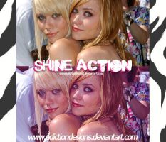 ShineAction by adictiondesigns