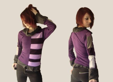Lucinde - Recycled Cowl Freefo by Recycled-by-Hyena