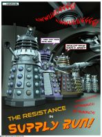 New Dalek Chronicles: Supply Run - 2 by Librarian-bot