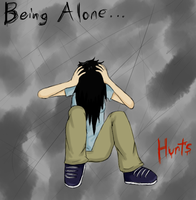 alone by my-darkness