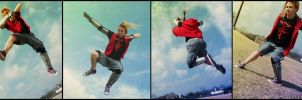 Ed Elric :: Jump by rockinrobin