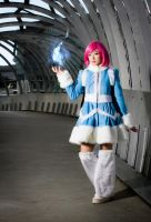 League of Legends -Frostfire Annie by Wolfenheim84
