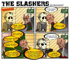 The Slashers 15 by crashdummie