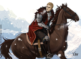 Cullen Rutherford by LilyRutherford