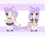::Set Price Twin Adoptables #16 [OPEN, REDUCED]:: by XxStrawberryQueenxX