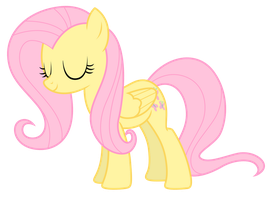 Vector: Fluttershy 8 by EStories