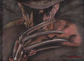 Freddy Krueger by i-am-walrus