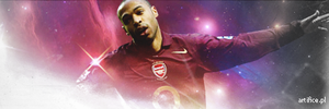Thierry Henry by shootingstar1995