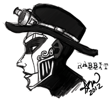 Sketch - SPG RABBIT by MCMcLamb