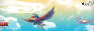 Legend of Zelda Skyward Sword by Gullwingxtreme