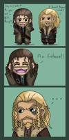 Hobbit Comic by EricTheVelociraptor