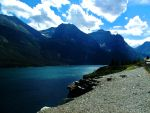St. Mary Lake #3 by KRHPhotography