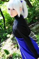 Darker than BLACK: Hei? by theDarkestSin