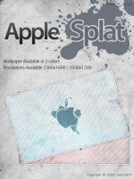 Apple Splat by petrart671