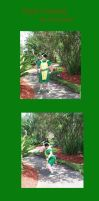Toph Cosplay Collage by Kato-Cosplay