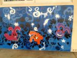 Art Mural- Rabbits No3 by Roxy2344
