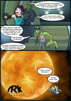 Story Ark Page One by MHG5