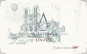 LS Assassin's Creed Unity by 1n-StereO