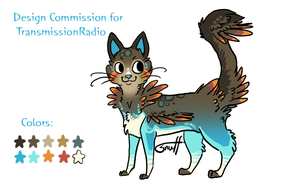 Design for TransmissionRadio by griffsnuff