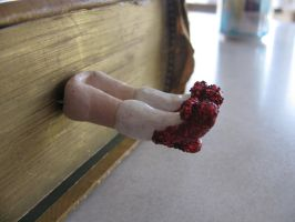 Ruby Red Slippers Bookmark by sinister7showdown