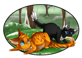 TBT: ThunderClan Activity Check by Staarbyte