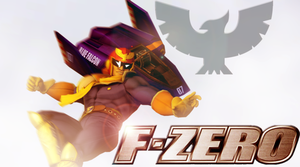 SSB4 Wii-U: Captain Falcon by HandsomeDaredevil