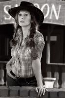 Westerngirl by arite