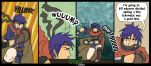 Smash Brothers Brawl-  Oh Ike by elginive