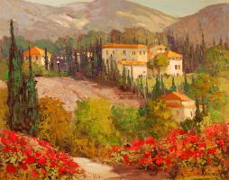 Flowering Italy by rooze23
