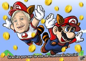 Charles Martinet Gift by Patrick-Theater