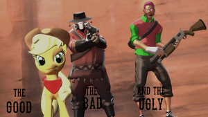 The Good, The Bad, and The Ugly by FezWearingDoctor
