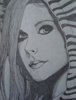 Avril Lavigne by charlieinstein