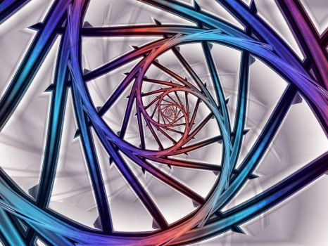 Color Spiral by cynicmusic