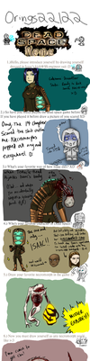 DEAD SPACE MEME by DeviantTear