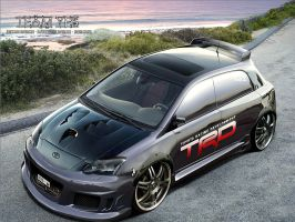 DarknessDesign-Toyota Corolla by DarknessDesign