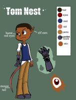 Tom nest by remnant-imaginations