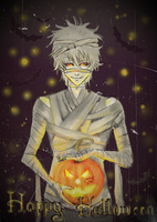 Happy Halloween by Amal-Amaru
