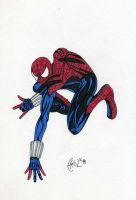 Ben Reilly, Spiderman by Chaosbandit