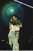 Michael and other Fan by Paris-Jackson