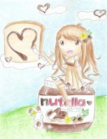 Nutella by candyleaf