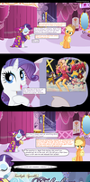 Comic Six: Rarity the Fixer by decoherence