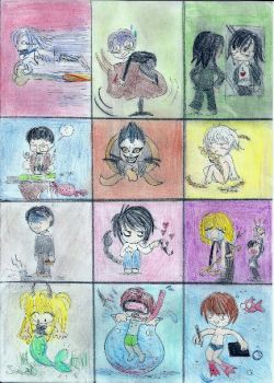 Death Note Horoscope by IasminGloom